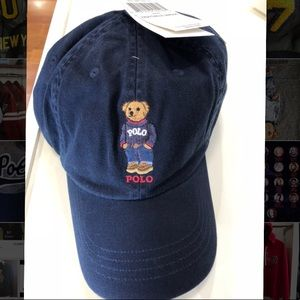 NEW limited edition Polo RL Bear Hat